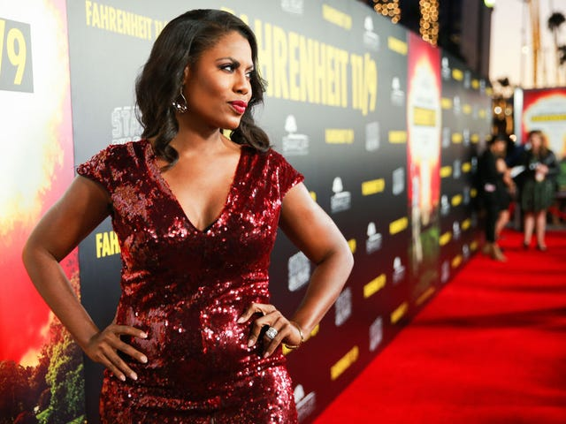 Omarosa Still Talks to White House Staffers, Wants Anyone But Trump in 2020