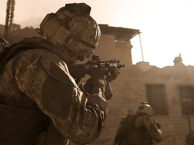 'Realisme' Extra Buat Beta Warfare Moden yang Lambat