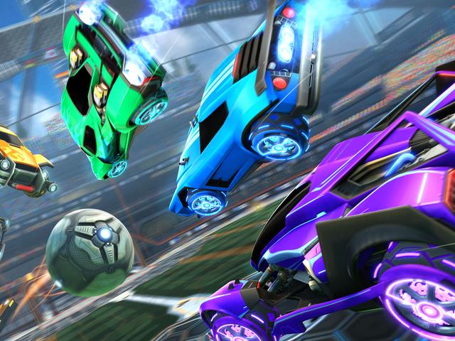Alcuni giocatori sono davvero eccitati riguardo a New Icon On Switch di <i>Rocket League</i>