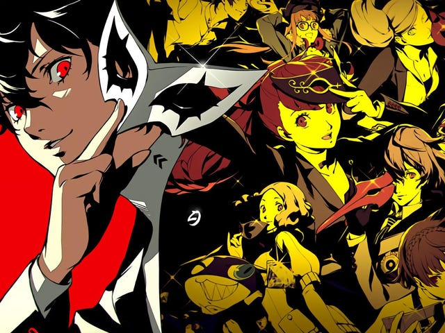 Australians Are Already Playing Persona 5 Royal