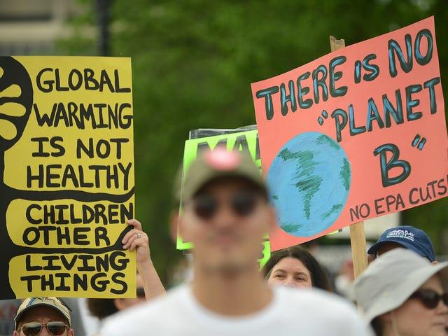 特朗普政府仍然无法制止儿童对气候变化的诉讼