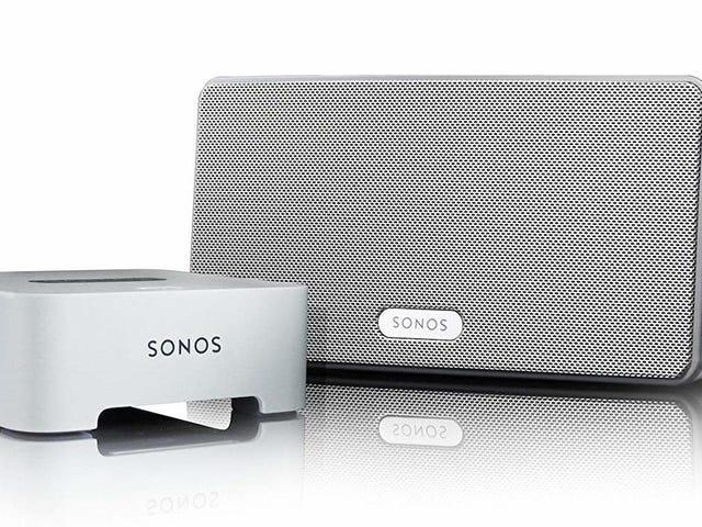 Estos productos de Sonos dejarán de recibir actualizaciones en mayo