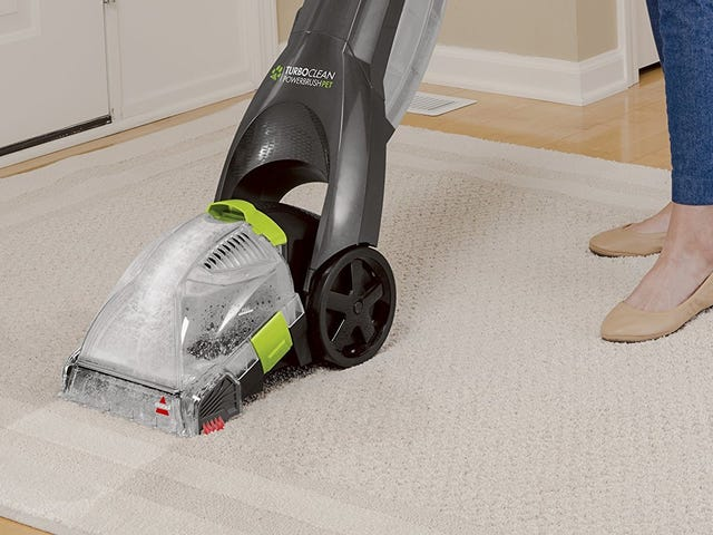 Kick Off Your Spring Cleaning With a Discounted Carpet Cleaner