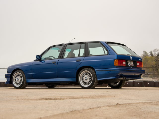 Want of the day: Euro S50 E30 M3 Wagon!