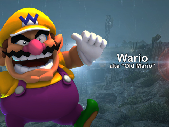 OK, Bear With Me: What If Mario And Wario Are The Same Guy?