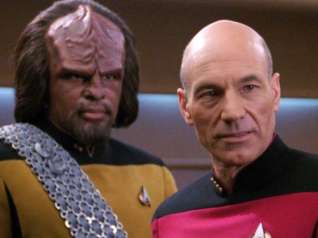 Un universo de series de Star Trekestán en desarrollo, incluyendo una secuela de The Next Generation