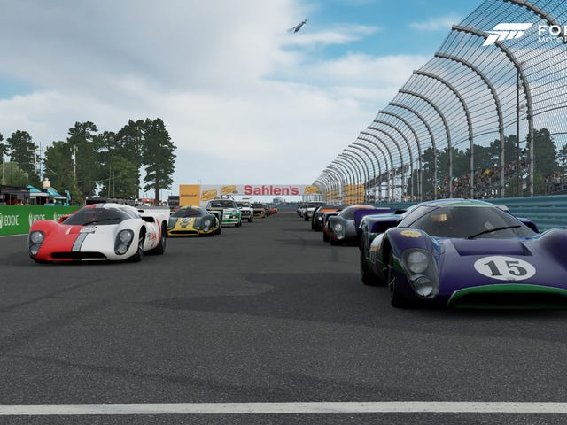 The Oppositelock Forza 7 Endurance Championship, Round 2: Results + Replay