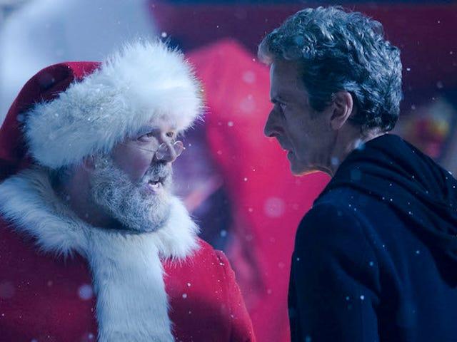 10 TV-sarja Joulupukin on todellinen