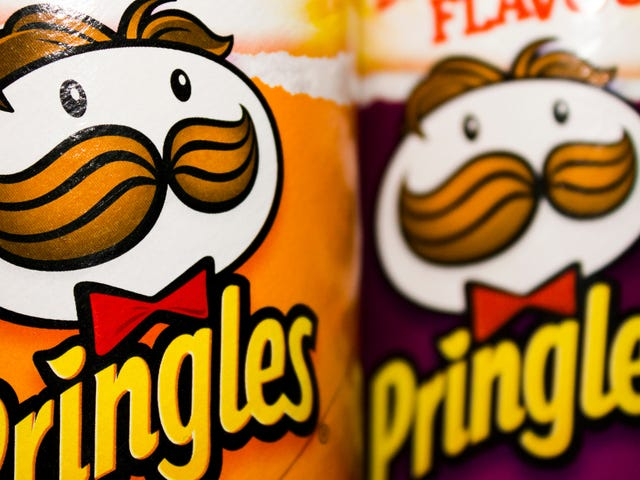 Kellogg stockpiles Pringles in warehouse to prevent Brexit shortage