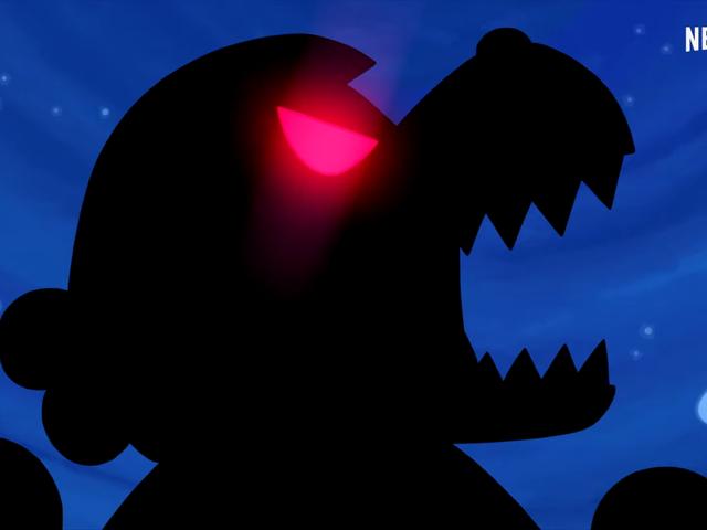Ένα μικρό κορίτσι μετατρέπεται σε ένα θυμωμένο Kaiju στο πρώτο αξιολάτρευτο τρέιλερ για το κορίτσι Dino Gauko