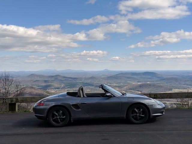 Οδικό ταξίδι: Blue Ridge Parkway