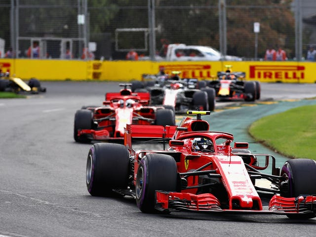 Formula One Wants To Get Louder, Cheaper, Fairer