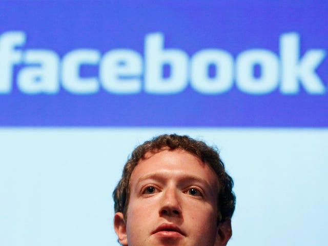 Facebook stellt die großen Fragen