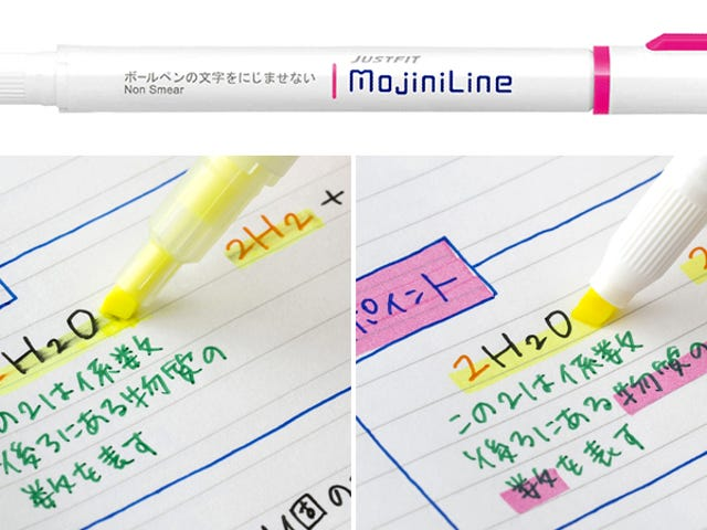Someone Seems to Have Finally Made a Highlighter That Won't Smear Your Notes