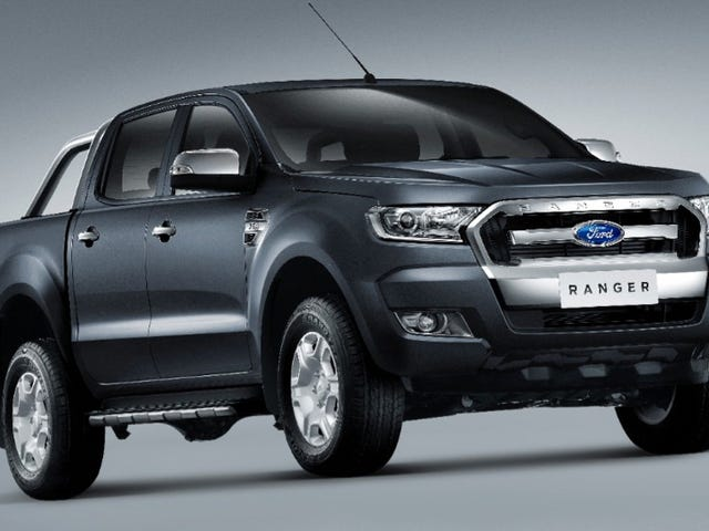 2015 Ford Ranger: It Is It