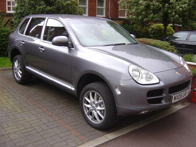 Any Porsche Cayenne owners out here?