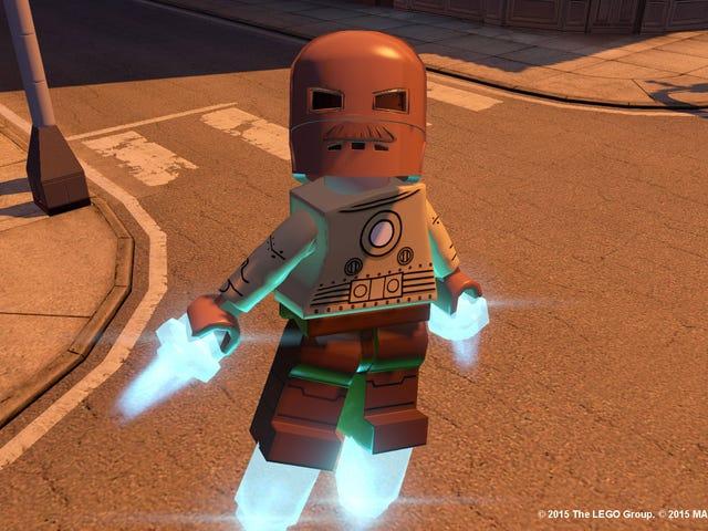 <i>LEGO Avengers</i> Introduces... Iron Stan