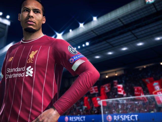 Trang web EA rò rỉ thông tin cá nhân của người chơi FIFA