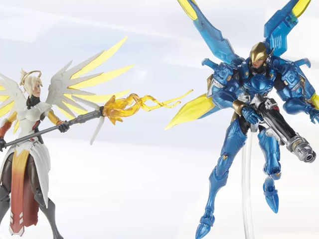 Hasbro Is Releasing Overwatch Action Figures Later This Year