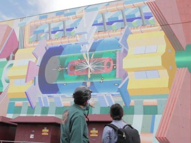 La fotografía en el CERN está ayudando a resolver los misterios del universo