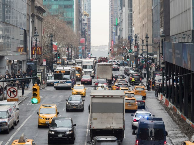 Congestion Pricing Might Finally Be Coming For Manhattan But Let's Not Get Too Excited Just Yet