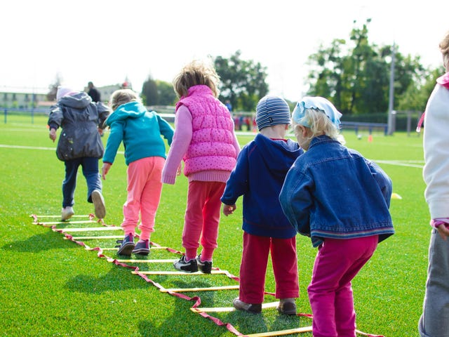 How Much Exercise Kids Really Need