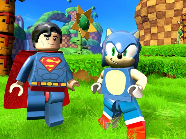 Sonic The Hedgehog And Fantastic Beasts Headline Lego Dimensions' Wave Seven