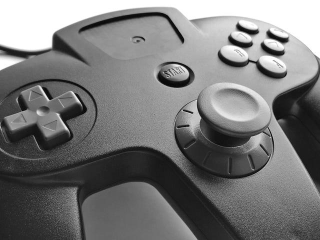 Специалист по сохранению видеоигр нашел редкий прототип контроллера N64 и джойстик, который должен был быть