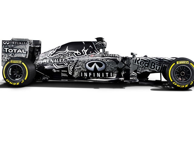 Red Bull readies for war in 2015