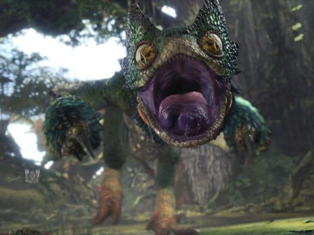 La selezione odierna di articoli della comunità di lettori di Kotaku: Come un grande mostro: Hunter World