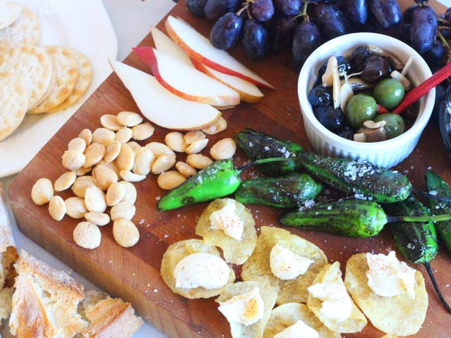 How to Build a Perfect Snack Board—Even Without Cheese