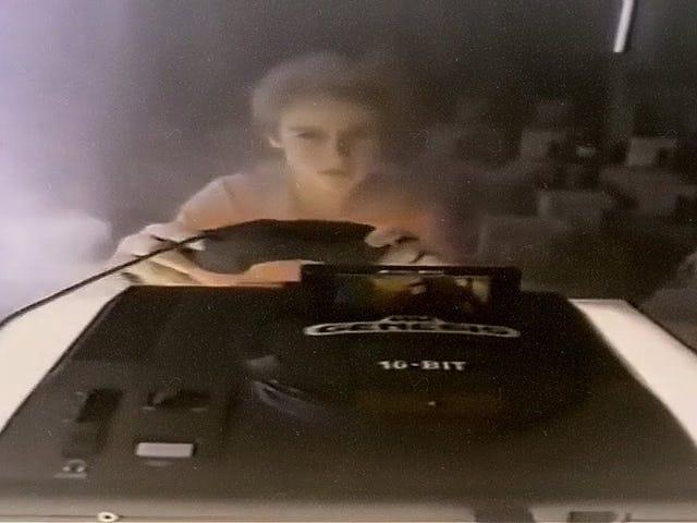 "Late TAY Retro: Sega Genesis |  ""Die neue Generation"" |  Fernsehwerbung (NA)"