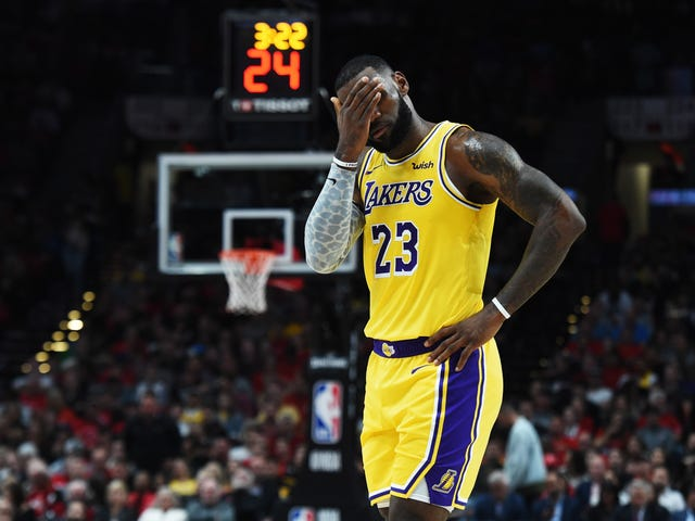 It'll Be Fun To Watch LeBron And The Lakers Become Instant Oatmeal