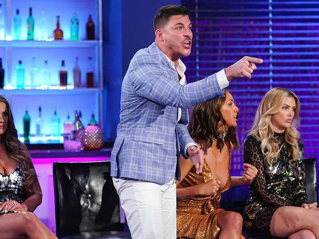 'I've Never Heard this Sucking a Boob in Canada Story': It's Vanderpump Rules Reunion Time