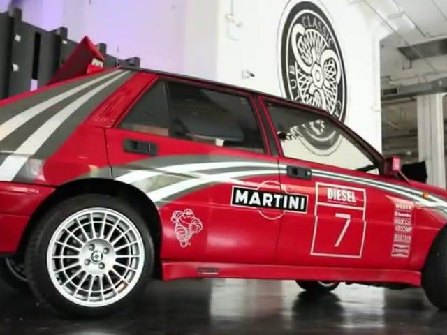 CCC: Lancia Delta Integrale
