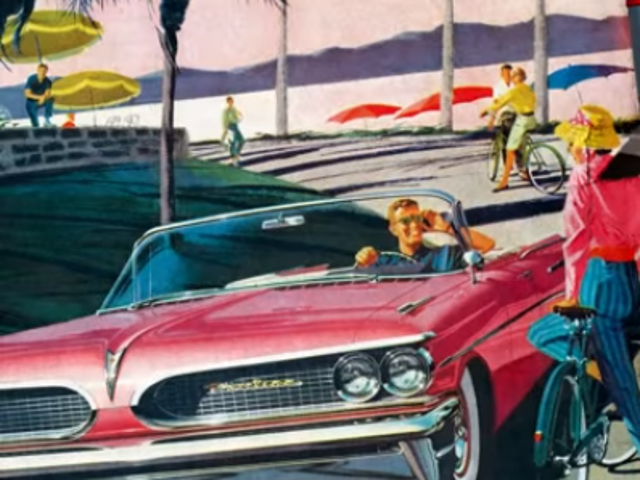 Can anyone identify this Pontiac?