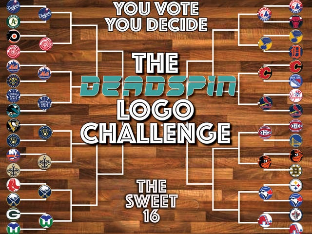Your Votes Are In And It's On To The Sweet 16 In Our Sports Logo Challenge