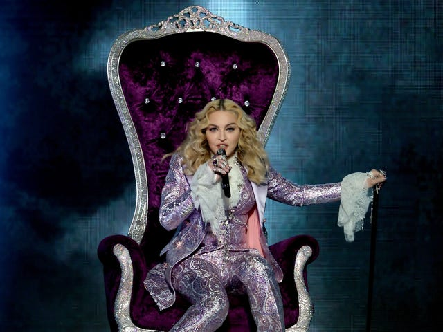 Court Rules Auction House Can Sell Madonna's Old Panties, Breakup Letter from Tupac
