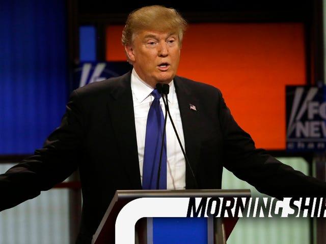The UAW tidak akan kembali Trump
