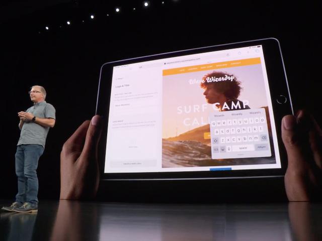 Apples billige nye iPad er forfallen, men den er her
