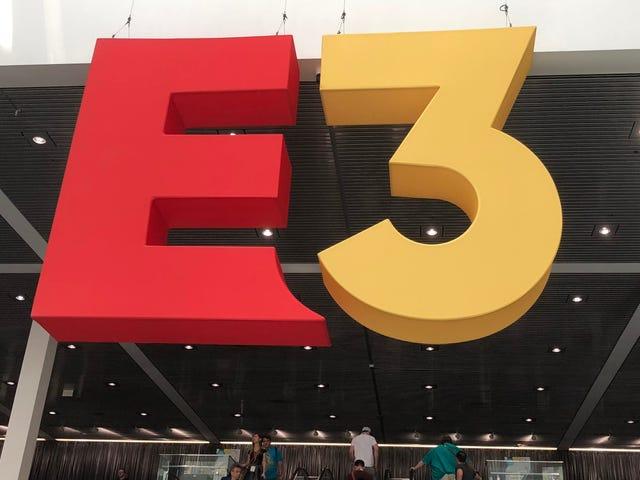 Come trasmettere tutti gli eventi E3 2019 più cool da casa