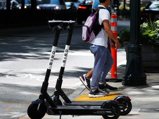 Crackdowns Spread as Atlanta Imposes Night Ban on E-Scooters and E-Bikes