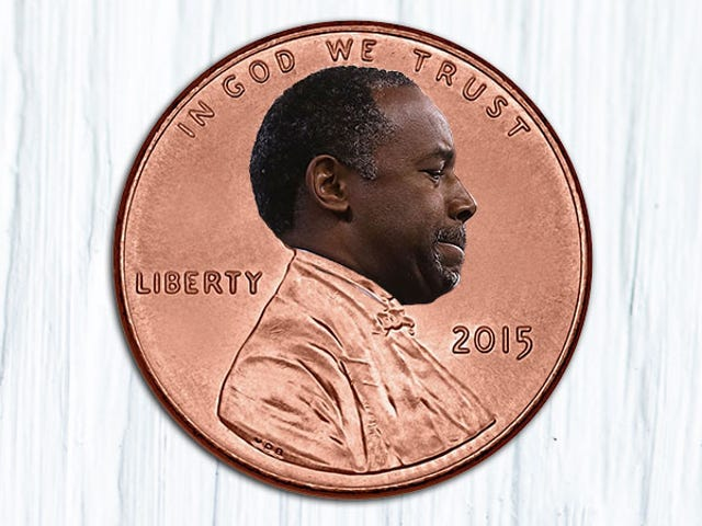 Put Ben Carson on the Penny and Call it the Benny