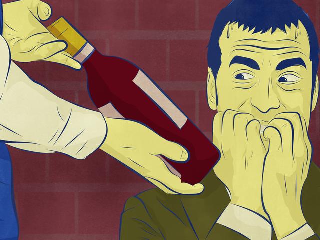 Kuinka tilata pullon viiniä, kuten tiedät mitä olet tekemässä