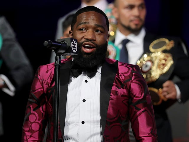 Adrien Broner Arrested For Sexual Battery At Atlanta Mall