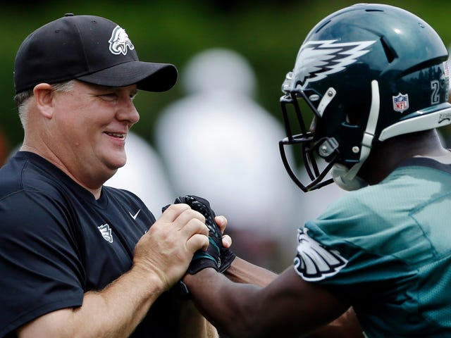 Chip Kelly vs. LeSean McCoy Beef Reaches New Beef Level