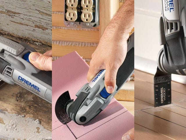 Here's One of the Best Dremel Multi-Max Deals You'll Ever See