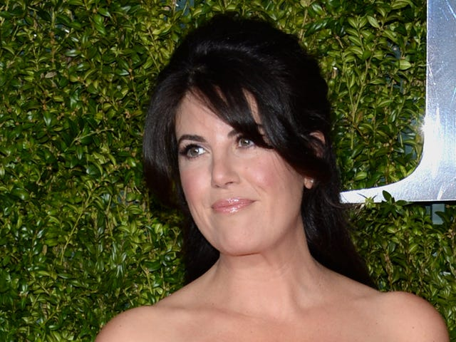 Monica Lewinsky vill veta vem får bli ett offer