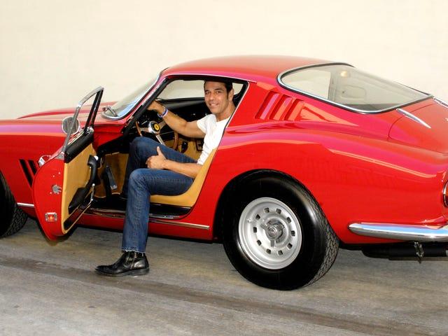 Rennfahrer Tomy Drissi liebt alle Autos