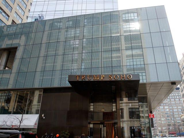 PHK Menjulang sebagai Tidak Ada Yang Ingin Menginap di Trump's NYC Hotel